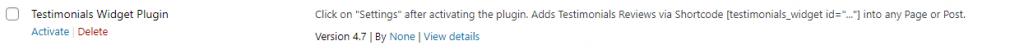 Plugin Install 2 1