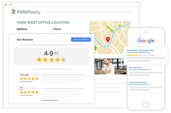 Google Local SEO Customer Reviews Benefits