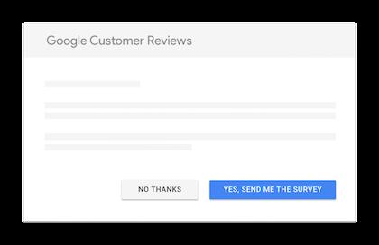 google customer reviews 5
