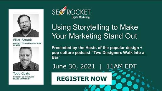 June 2021 Storytelling Register Now