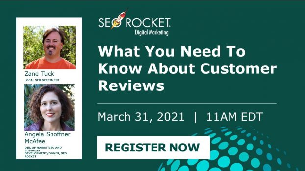 What You Need To know About Customer Reviews Webinar